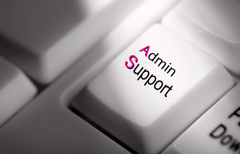 admin support workshop